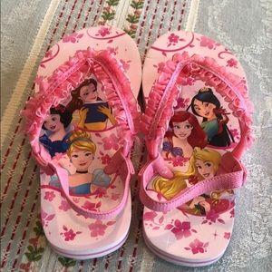 Disney Princess Flip Flops
